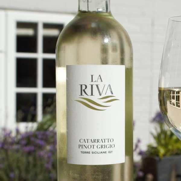 La Riva Catarratto Pinot Grigio
